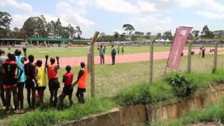Eldoret - Kenya : la ronde infernale du 10 000 mètres