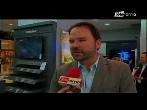 Samsung diversifica oferta tecnología en su renovada tienda San Marino