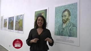 Colina de las Artes: La Pieza de Van Gogh, en vivo. Una experiencia directa con el arte