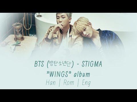 BTS (방탄소년단) - Stigma [Lyrics Han|Rom|Eng]