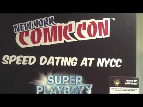 Comic con speed dating youtube