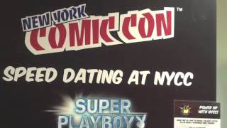 Steve's Clip Joint - Sci Fi Speed Dating