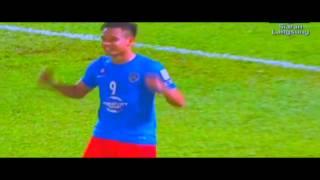 ★JDT ♚Tiki Taka♚ VS Pahang FA 2017★