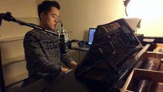 major lazer cold water feat justin bieber m0 cover by justin kim