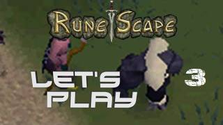 Let's Play Runescape - Ep.3 - Bullying w/Damien