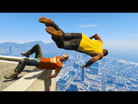 GTA 5 CRAZY Life Compilation #45 (GTA V Fails Funny Moments)