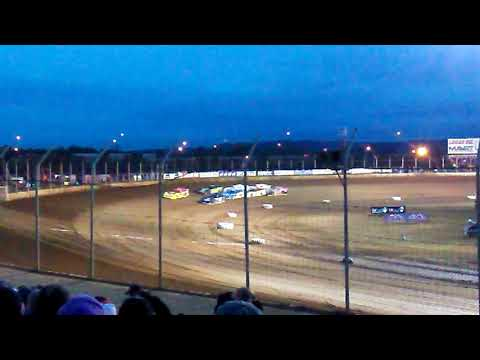Late Models at Portsmouth Raceway 10/19/18