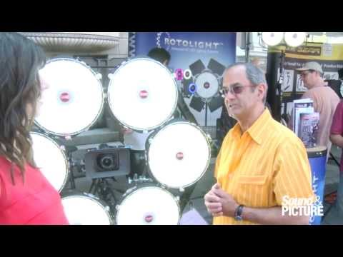Cine Gear Expo 2013 - Rotolight