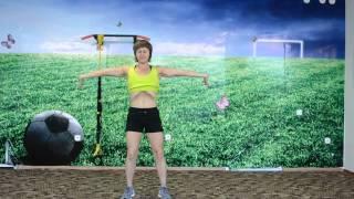 Стройное тело с Бодифлекс.  3 упражнения для рук.(Добрый день друзья! Представляю Вам дыхательную гимнастику Бодифлекс. В данном видео уроке вы можете для..., 2015-08-22T17:39:22.000Z)