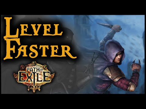 Level Faster In Path Of Exile's End Game (Free And Solo!)