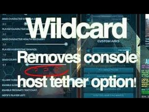 how to clear console ark