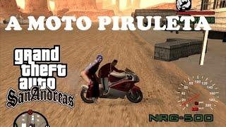 Como Colocar Nitro Nas Motos - GTA San Andreas PC