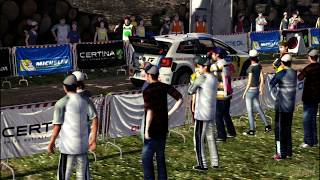 WRC4- Quick Stage- Finland/Replay