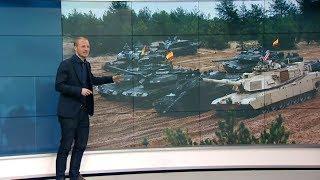 TRIDENT JUNCTURE 2018: NATO-Großmanöver soll Russland beeindrucken