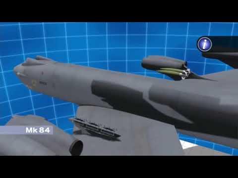 Fighting Aircraft【B-52 ストラト フォートレス】