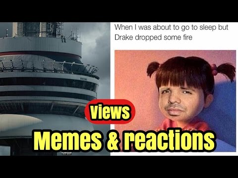 hqdefault drake views from the 6 memes & internet reactions view2s from