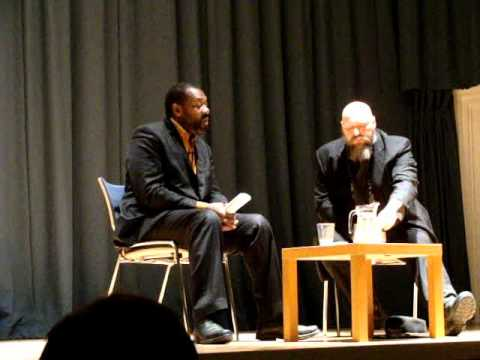 Warren Ellis Lenny Henry Interview at Comica Festival 2011 part 1 of 4