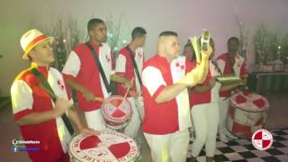 Escola de samba no casamento Buffet Mansão Vitoria Show com passistas - Apito de Mestre
