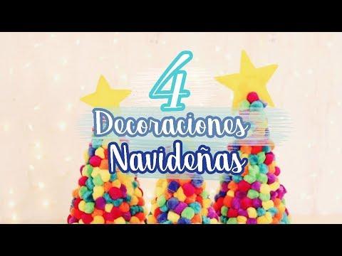 DECORACIONES NAVIDEÑAS!!! ♡ Dani Hoyos Art