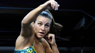 ufc on fox 16 miesha tate open workout session