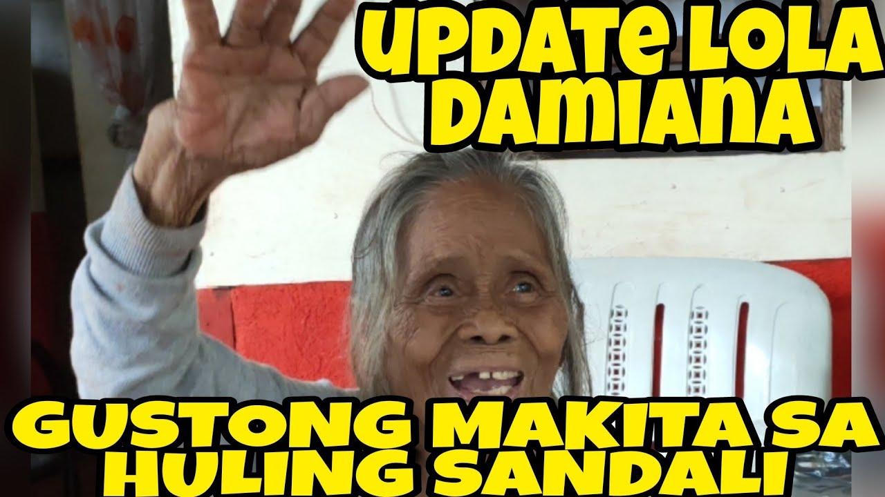 Download Update Gustong Makita Si Lola Damiana