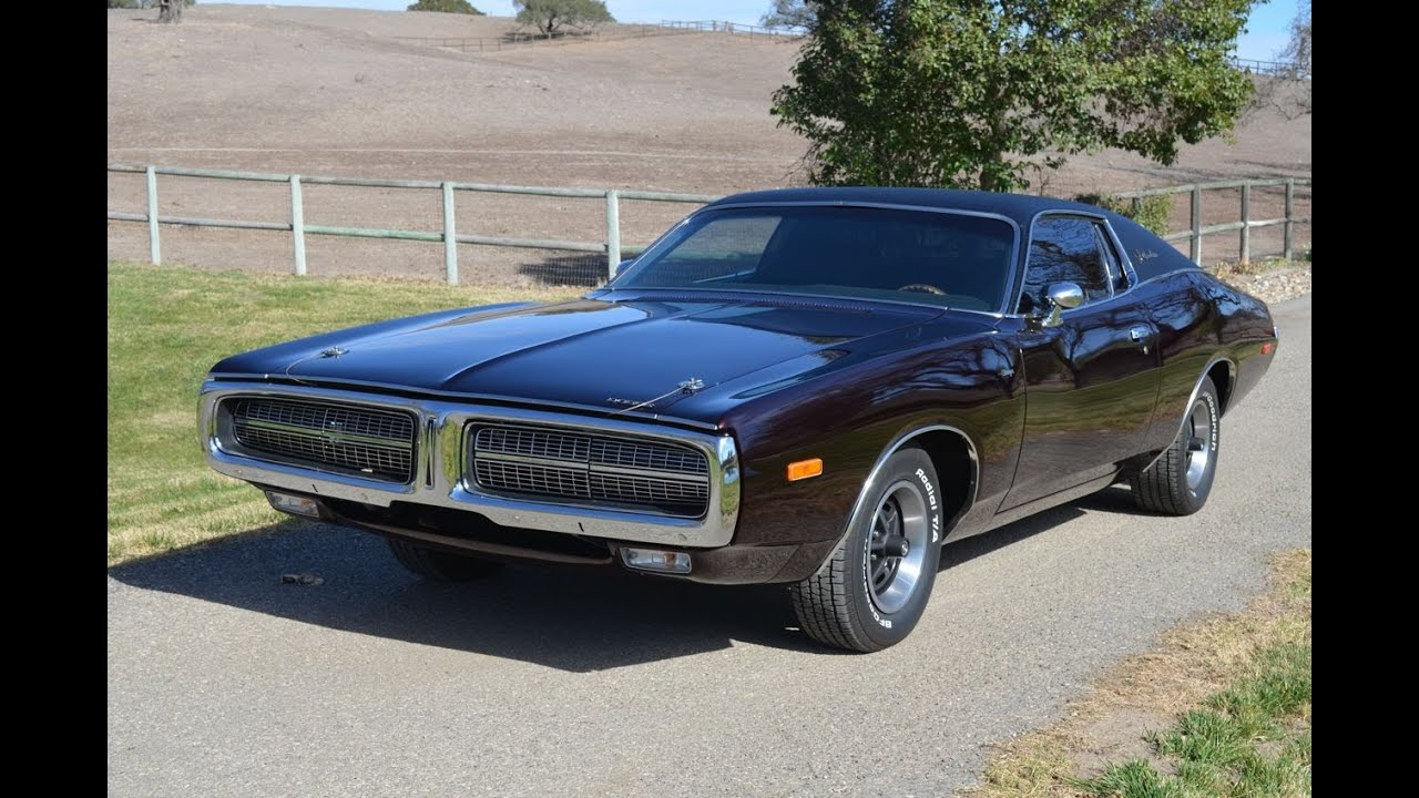 SOLD: 1972 Charger SE 440 Coupe CA - YouTube