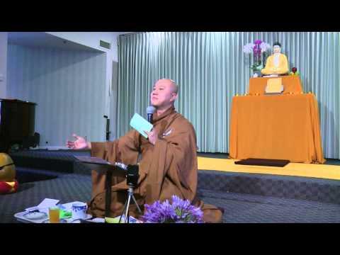 Giữ Tâm Thiền,Thầy Thích Pháp Hòa, Huntington Beach, California (June 7, 2014)