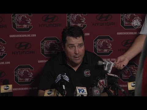 POST-GAME: Will Muschamp on Vanderbilt — 9/1/16
