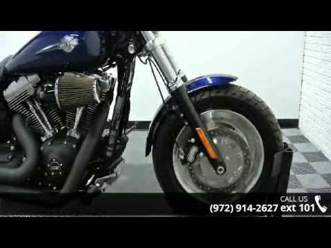 2012 Harley - Davidson FXDF Dyna Fat Bob - Dream Machines o...