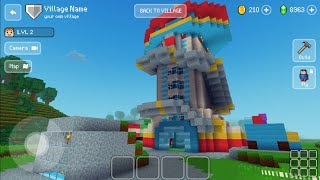 Block Craft 3D: Building Simulator Games For Free Gameplay #636 (iOS & Android)   Paw Patrol Tower 2
