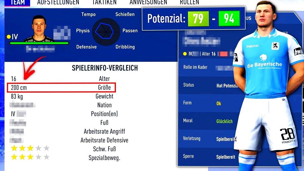 Fifa 19 Mittelfeld Talente