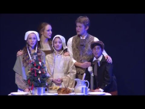 A Christmas Carol Live- Christmas Together (Scenes 10 and 11