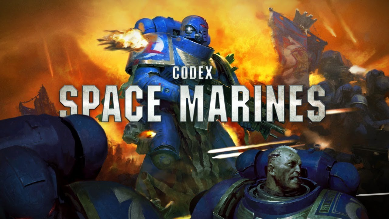 Codex Space Marines 2019: Leak Compilation - The Blood of