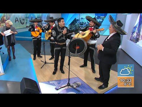 En vivo y de sorpresa para Humberto De Vargas