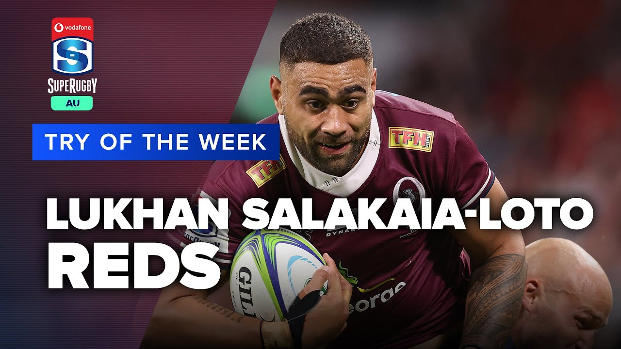TRY OF THE WEEK | Super Rugby AU QF