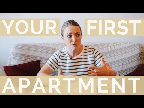 TIPS FOR RENTING YOUR FIRST APARTMENT | 9 Money Tips To Help You Prepare