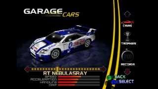 Ridge Racer 64 All Cars