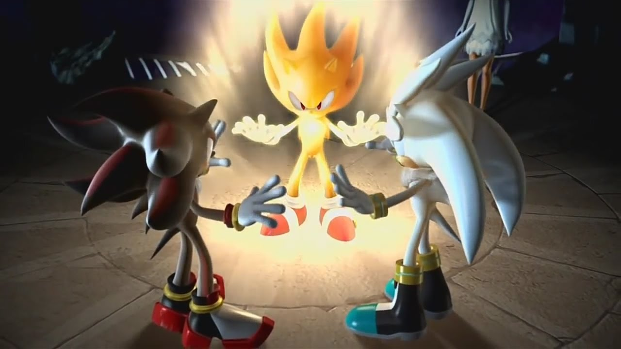 Sonic The Hedgehog 2006 Cgi Movie All Story Youtube