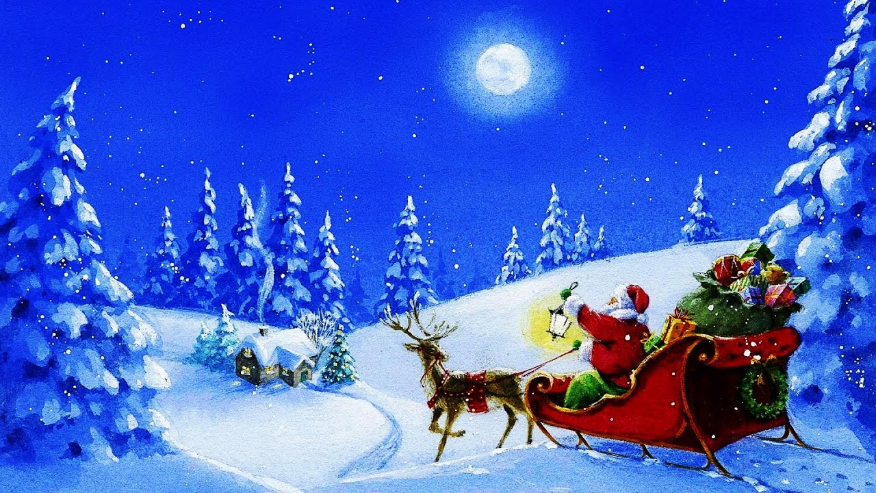 Hello Christmas ♫ Original music by Dimitrios Kyriakopoulos - YouTube