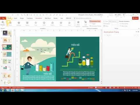 Zeboom - Hiệu ứng After Effect trong Powerpoint - sản xuất hàng loạt slide