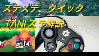 【テクニック解説】ステステ、クイック、TANIステについて thumbnail