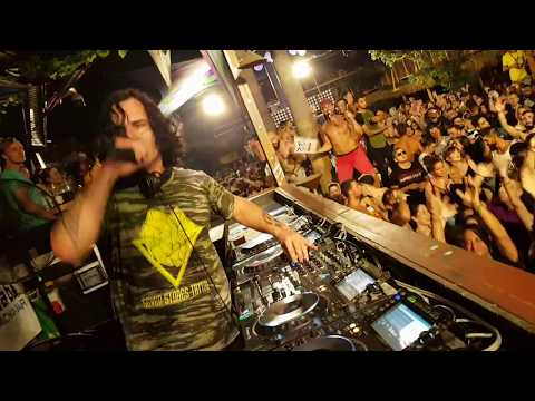 SKAZI Live At Guaba Beach Bar Closing Fiesta 2018 Limassol, Cyprus