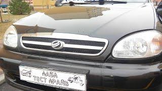 zAZ CHANCE (Daewoo SENS) Обзор