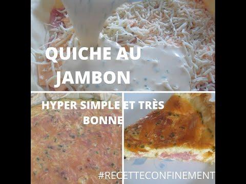 quiche-au-jambon-|-simple-et-hyper-bonne-|-facile-a-faire-|-#recetteconfinement