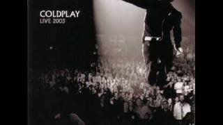 Coldplay - Moses [Live 2003]