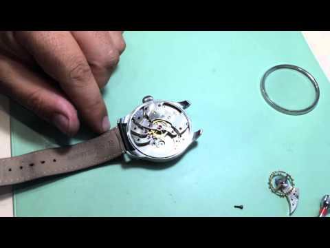 Как размагнитить механические наручные часы в домашних условиях