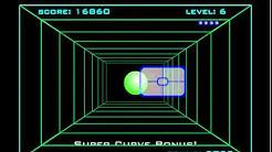 3D Pong - Level 8