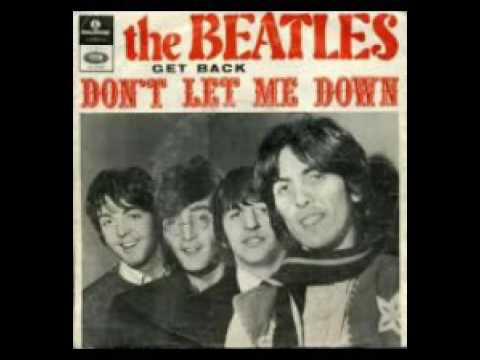 The Beatles  Dont Let Me Down Special Version