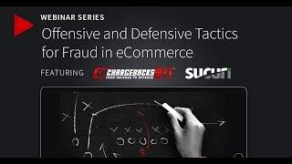 Sucuri Security: Ecommerce Website Security Webinar with 911chargebacks