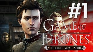 #1 Game of Thrones: Железные изо Льда. Эпизод 1, часть 1